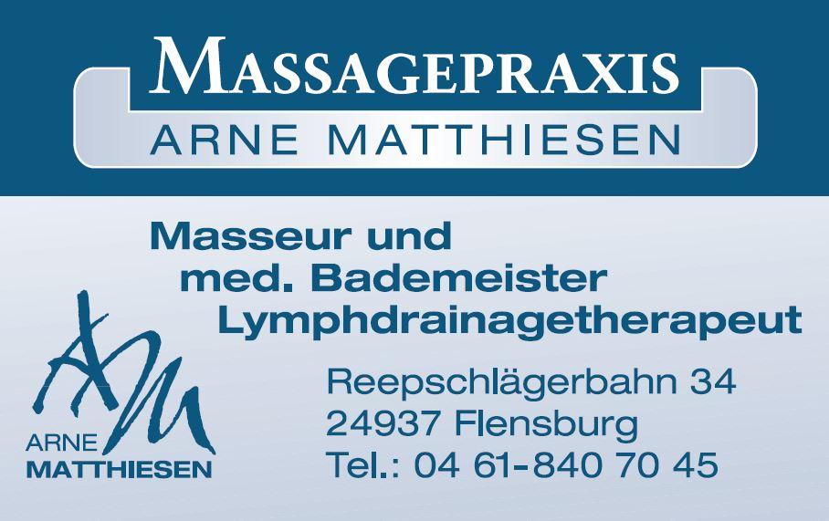 Massagepraxis Matthiesen Flensburg